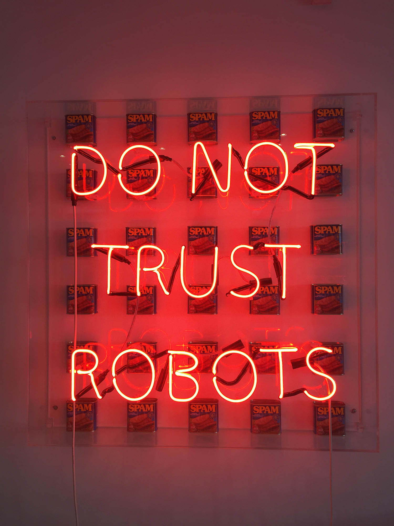 Do Not Trust Robots